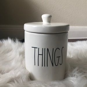 ⭐️ NEW RAE DUNN THINGS CONTAINER